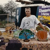 Marin City Flea Market, circa 1990 [photograph 015]