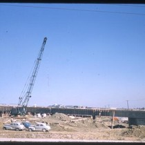 Construction of freeway