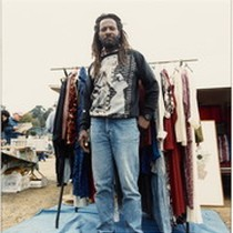 Marin City Flea Market, circa 1990 [photograph 001]