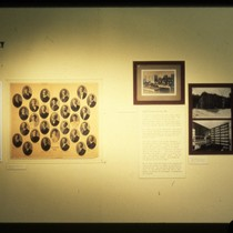"UCSF Origins of Excellence exhibit ""Pharmacy"""