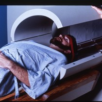 Demonstration of Diasonics, Inc. MRI scanner (1)