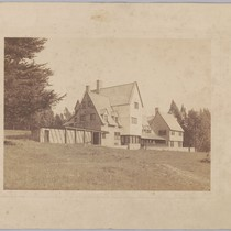 Beta Theta Pi House, Ernest Coxhead, architect