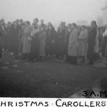 Christmas carollers - 3 a.m. / Lee Passmore