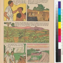 """Power for Ghana,"" comic book, page 3"