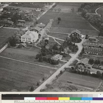 Davis campus. The Davis Farm as it appeared in early 1920s. The ...