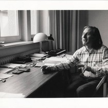 Photograph of Alfred Schnittke, Composer