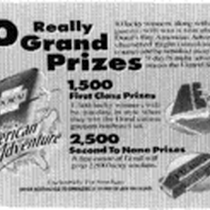 10 REALLY GRAND PRIZES