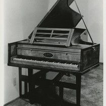 Fortepiano (1808-1809) manufactured by Muzio Clementi & Co., London