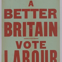 Help to build a better Britain: Vote Labour