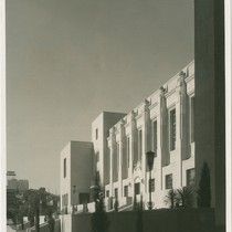 Carleton Winslow: Los Angeles Central Library (Los Angeles, Calif.)