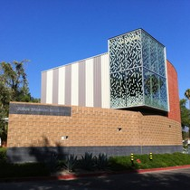 The Ahmanson Main Space in the School of Architecture Complex, Woodbury University, ...