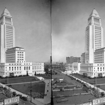 Los Angeles City Hall, Los Angeles, Calif