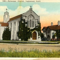 1300:--Episcopal Church, Inglewood, Calif