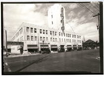 Newly constructed Sears, Roebuck and Co. building, Telegraph Avenue and 27th Street, ...