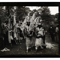 "Along the ""Redwood Highway"" White Deerskin Dance, Klamath, Cal. #11/Among the Indians ..."