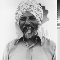 Photograph of Hari Singh Everest portrait