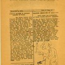 Malaga Cove Star, vol. 2 no. 10 (Nov 1, 1941)