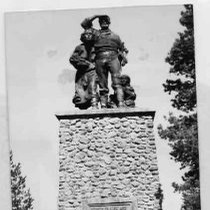 Donner Party monument