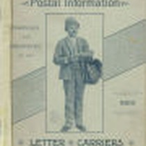 1893, A Manual of Postal Information