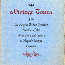 1946 Vintage Tour of the Los Angeles and San Francisco Branches of ...