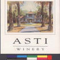 Asti Winery : [invitation to Oct. 10, 1999 book signing for Jack ...