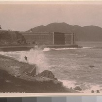 Fort Mason--S.F. [i.e. San Francisco].--6677