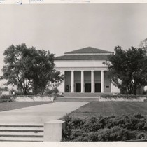Belle Wilber Thorne Hall - General view