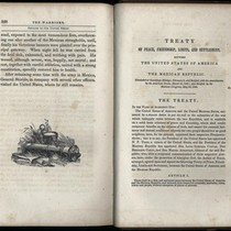 Beginning of a chapter in Frost's The Mexican war and its warriors, ...