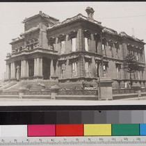 April 19= 1905. [Flood Mansion, California St. at Mason, Nob Hill.]