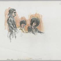 7/22/71 Attorney Sheldon Otis, Angela Davis