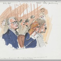 1/14/76 Preliminary Hearing, Dr. Harry Kozol, Patty Hearst, U.S. Attorney James Browning