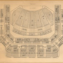 [Civic Auditorium theatre seating chart]