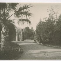 Entrance to F. M. Smith's residence