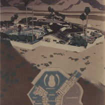 Cliff May: Hauser house (Borrego Springs, Calif.)