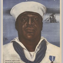 Above and beyond the call of duty--Dorie Miller received the Navy Cross ...