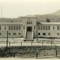 Fairfax School, Marin County, California, circa 1921 [photograph]