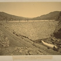 Bowman Dam, Nevada County, California
