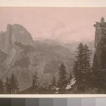 [Half Dome, Yosemite Valley.]--7823