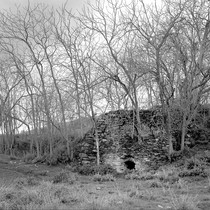 J. H. Bonham's Lime Kiln #1, Amador County, California