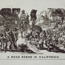 """A Road Scene in California"""