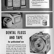 Dental product advertisements (1)