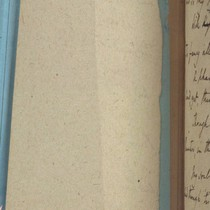 Williams notebook, insert between pages 68 and 69, verso