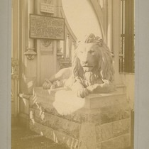 No. 14 - Lion at Main Gate by Geefs. Sutro Heights, San ...
