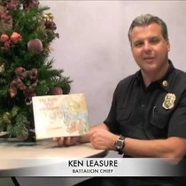 Battalion Chief Ken Leasure - The night after Christmas