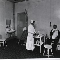 EENT department, Metropole Hotel