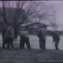 1964 Flood: From Old 16mm News Film