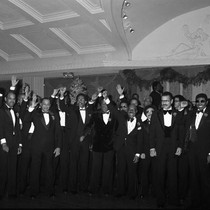 100 Black Men, Los Angeles, 1983