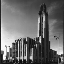Bullocks Wilshire Building, Los Angeles, ca.1975