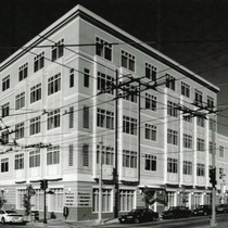 1701 Divisadero Street, medical offices