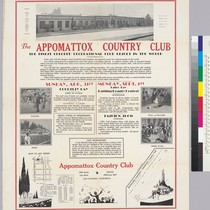 The Appomattox Country Club : the finest Colored recreational club resort in ...